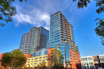 1700 Bassett Street UNIT 1816, Denver, CO 80202 - MLS#: 7734171