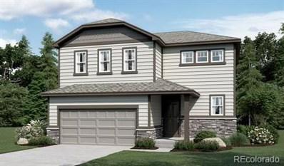 6322 Anders Ridge Lane, Colorado Springs, CO 80927 - MLS#: 7734407