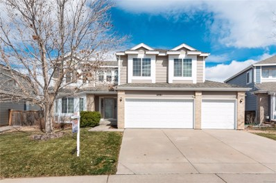 6981 Mountain Brush Circle, Highlands Ranch, CO 80130 - #: 7736066