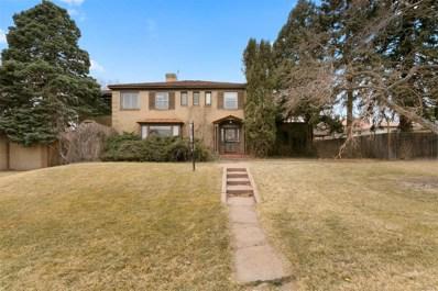 865 Josephine Street, Denver, CO 80206 - #: 7737337