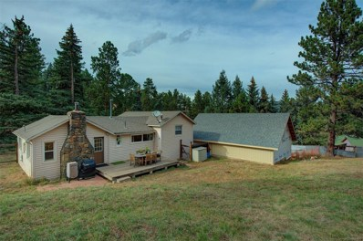 4996 Camel Heights Road, Evergreen, CO 80439 - #: 7740328