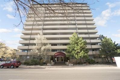 1029 E 8th Avenue UNIT 601, Denver, CO 80218 - #: 7741792