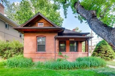 1296 S York Street, Denver, CO 80210 - MLS#: 7742444