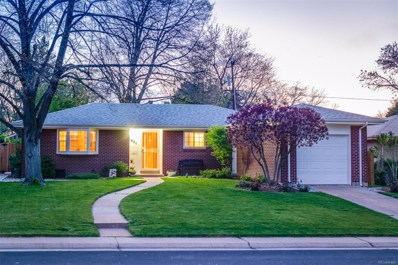 1621 S Grape Street, Denver, CO 80222 - #: 7751102