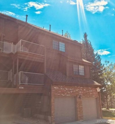 836 S VanCe Street UNIT B, Lakewood, CO 80226 - MLS#: 7751477