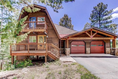 6550 Kilimanjaro Drive, Evergreen, CO 80439 - #: 7751764