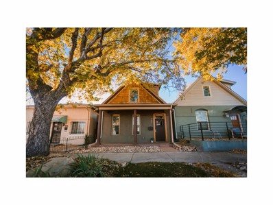 3607 Mariposa Street, Denver, CO 80211 - MLS#: 7753125