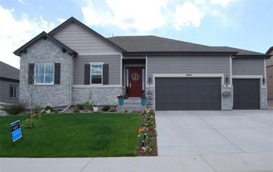 3805 Mighty Oaks Street, Castle Rock, CO 80104 - #: 7755037