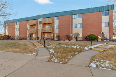 5995 W Hampden Avenue UNIT 20, Denver, CO 80227 - MLS#: 7756410