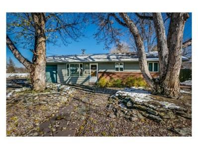 1050 Tulip Street, Longmont, CO 80501 - MLS#: 7757110