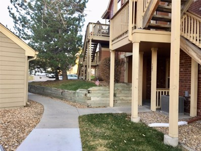 4973 S Dillon Street UNIT 125, Aurora, CO 80015 - MLS#: 7760770