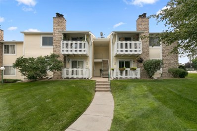 8555 Fairmount Drive UNIT H207, Denver, CO 80247 - MLS#: 7763492