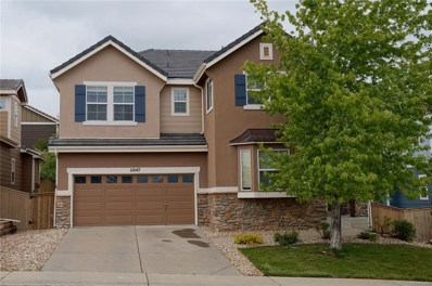11047 Chesmore Street, Highlands Ranch, CO 80130 - #: 7763570