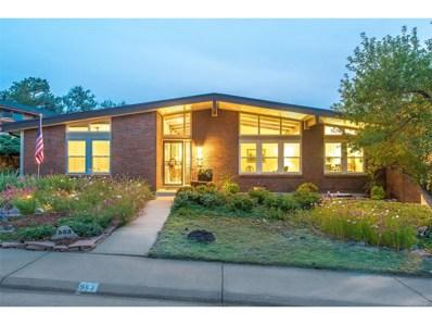 553 S Deframe Court, Lakewood, CO 80228 - MLS#: 7764460