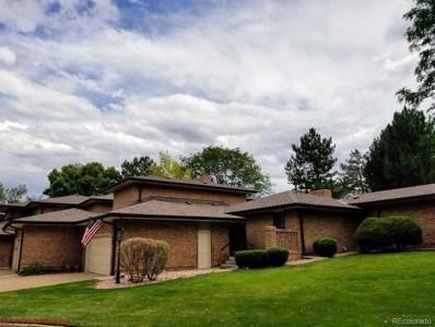 6000 W Mansfield Avenue UNIT 17, Denver, CO 80235 - MLS#: 7764853