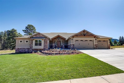 1225 Cottontail Trail, Woodland Park, CO 80863 - #: 7767936