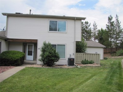 33 Mountain Shadows Court, Castle Rock, CO 80104 - MLS#: 7769680