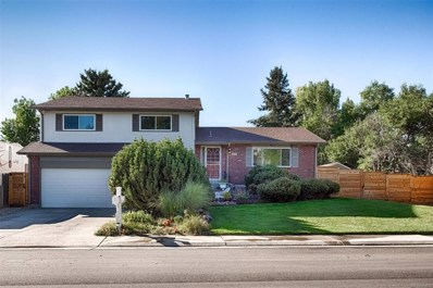 9278 W Wesley Drive, Lakewood, CO 80227 - MLS#: 7769707