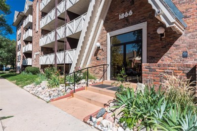 1366 Garfield Street UNIT 509, Denver, CO 80206 - MLS#: 7776203