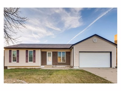 1191 S Lewiston Street, Aurora, CO 80017 - MLS#: 7776784
