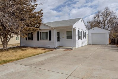 3370 S Eudora Street, Denver, CO 80222 - MLS#: 7779914