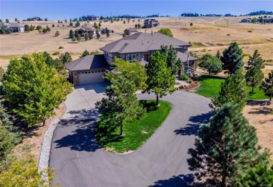 222 N Pines Trail, Parker, CO 80138 - #: 7780237