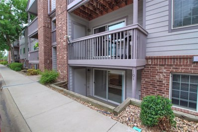 10734 W 63rd Place UNIT 101, Arvada, CO 80004 - MLS#: 7783763