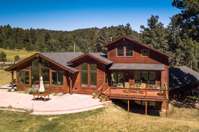 5092 Snowberry Lane, Evergreen, CO 80439 - #: 7789650