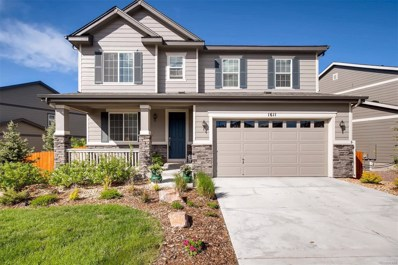 1611 Castle Creek Circle, Castle Rock, CO 80104 - #: 7796517