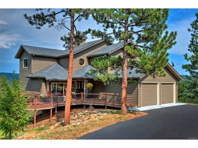 32305 Meadow Ridge Lane, Pine, CO 80470 - #: 7796615