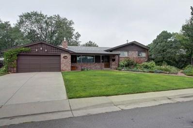 55 S Flower Street, Lakewood, CO 80226 - MLS#: 7796675