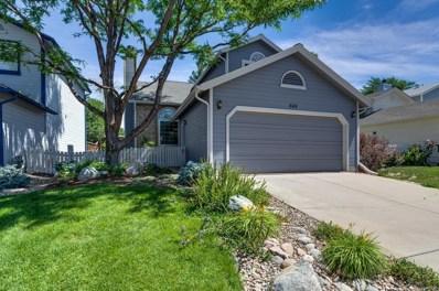 569 Longfellow Lane, Highlands Ranch, CO 80126 - #: 7797499