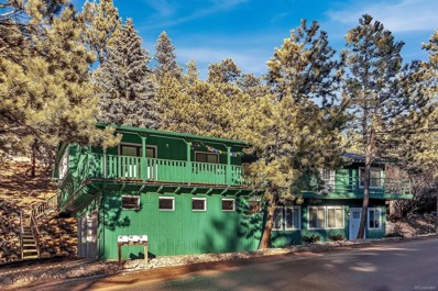 4932 Little Cub Creek Road, Evergreen, CO 80439 - #: 7799546