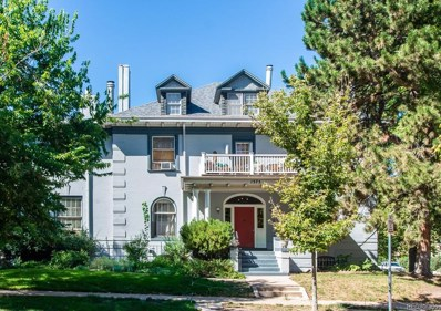 1373 N Franklin Street UNIT 5, Denver, CO 80218 - #: 7802844