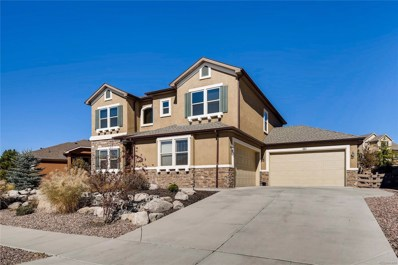 261 Coyote Willow Drive, Colorado Springs, CO 80921 - MLS#: 7810533