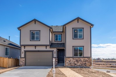 3811 White Rose Loop, Castle Rock, CO 80108 - MLS#: 7810929