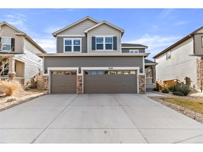 7498 Blue Water Lane, Castle Rock, CO 80108 - MLS#: 7812830