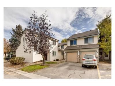 8520 S Estes Street UNIT C, Littleton, CO 80128 - MLS#: 7815297