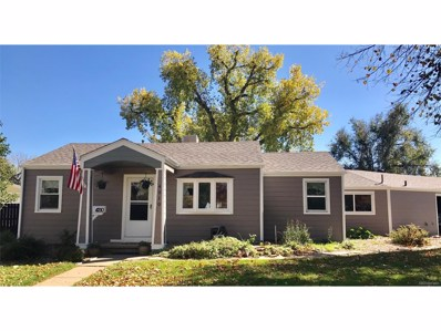 4210 Newland Street, Wheat Ridge, CO 80033 - MLS#: 7816443