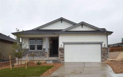 467 Tippen Place, Castle Rock, CO 80104 - MLS#: 7817400