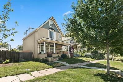 2336 N Ogden Street, Denver, CO 80205 - MLS#: 7818030