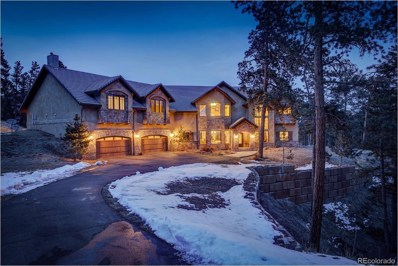 210 Bear Meadow Trail, Evergreen, CO 80439 - #: 7818476