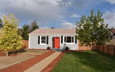 3610 N Fillmore Street, Denver, CO 80205 - MLS#: 7818568