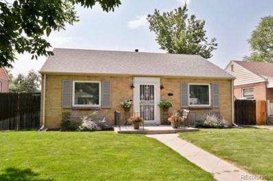 2555 Hudson Street, Denver, CO 80207 - #: 7819512