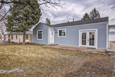 5350 Primrose Lane, Denver, CO 80221 - MLS#: 7820356