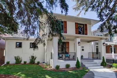 1181 S High Street, Denver, CO 80210 - MLS#: 7823776