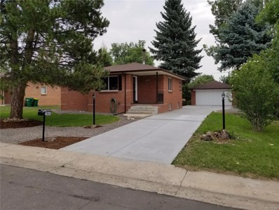2660 Quay Street, Wheat Ridge, CO 80033 - MLS#: 7824125
