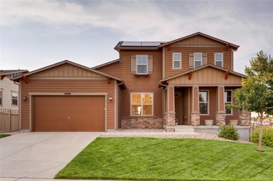 4398 Manorbrier Circle, Castle Rock, CO 80104 - #: 7827210