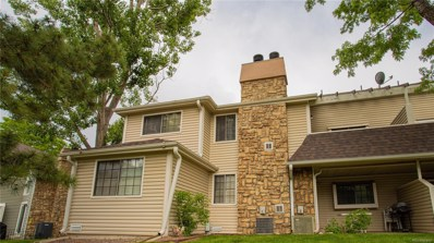 12406 E Pacific Circle UNIT D, Aurora, CO 80014 - #: 7832504