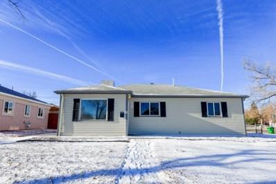 991 Victor Street, Aurora, CO 80011 - MLS#: 7833501